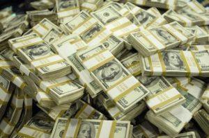 Zviazané bankovky